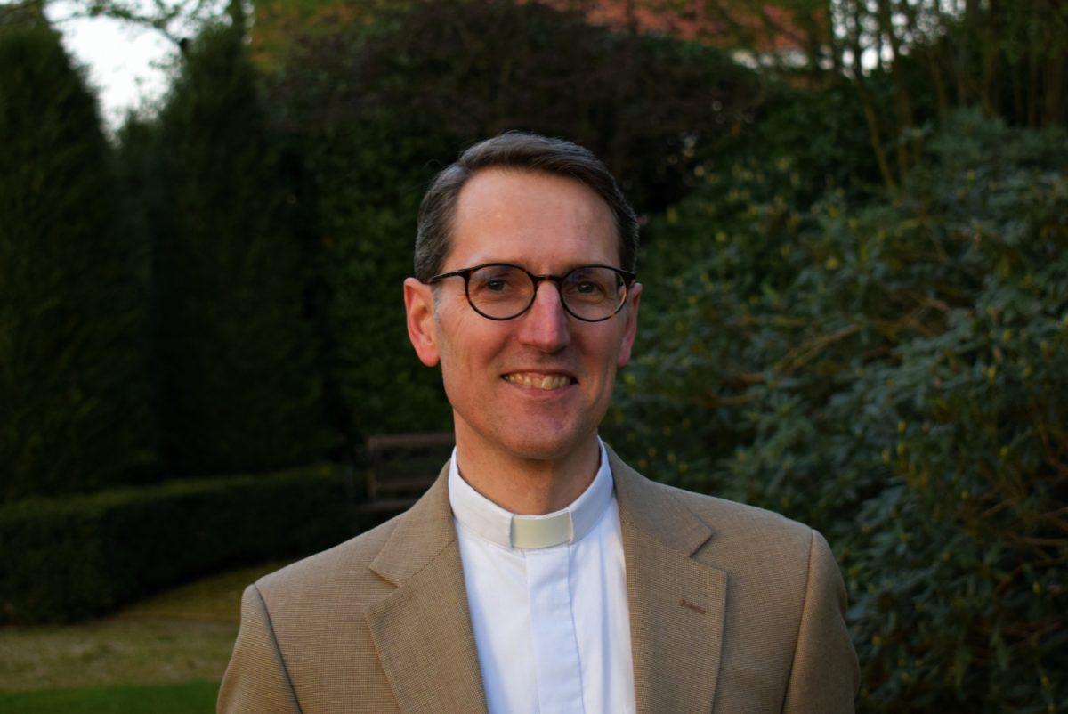 pastoor Marcel Dorssers